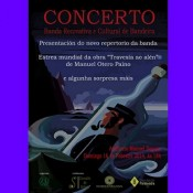 Cartel do concerto