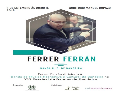 Cartel Ferrer Ferran 497X385